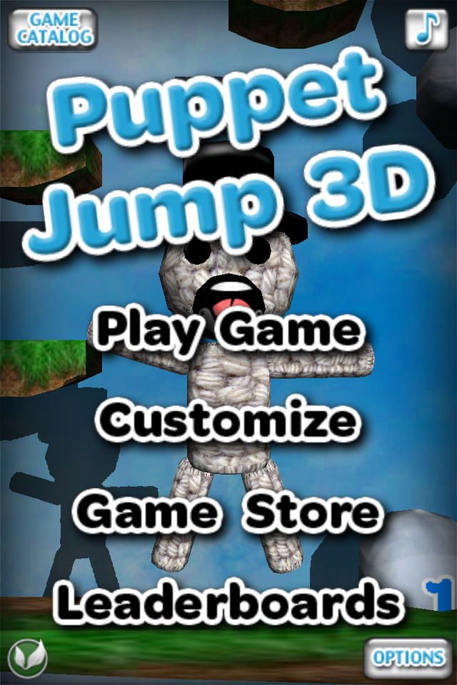 Screenshot Puppet Jump 3D – Full game