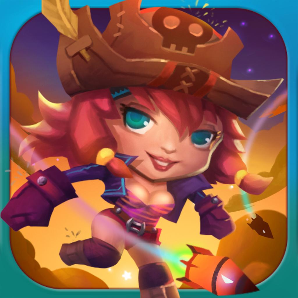 Pirate Running