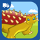 Dinosaur Shape Puzzle: My First Educational Dino Learning Game for Toddler and Preschool Explorers